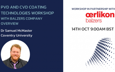 Workshop: PVD and CVD